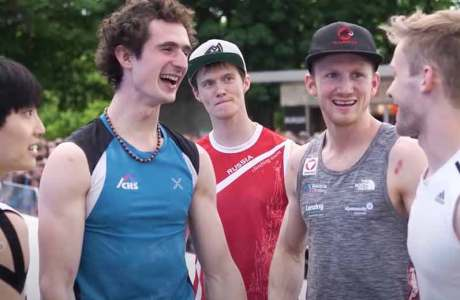 Adam Ondra: These are his competition highlights of the 2019 season