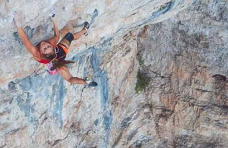 Margo Hayes and Paige Claassen: First female ascent of Kryptonite