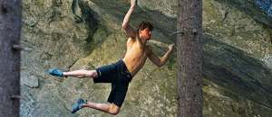 Power of Now (8c): Giuliano Cameroni eröffnet neue Traumlinie im Magic Wood