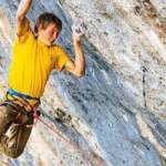 Alexander Megos: First ascent of the 9c route Bibliographie in Céüse