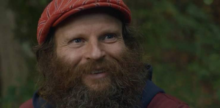Daniel Pohl, Erschliesser des Bouldergebiets Avalonia südlich von Dortmund. (Bild Patagonia)