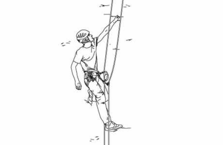 Rope Solo Klettern: So kletterst du ohne Sicherungspartner