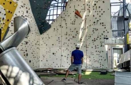 Die Kletterhalle FLYP in Beirut braucht Unterstützung für den Wiederaufbau
