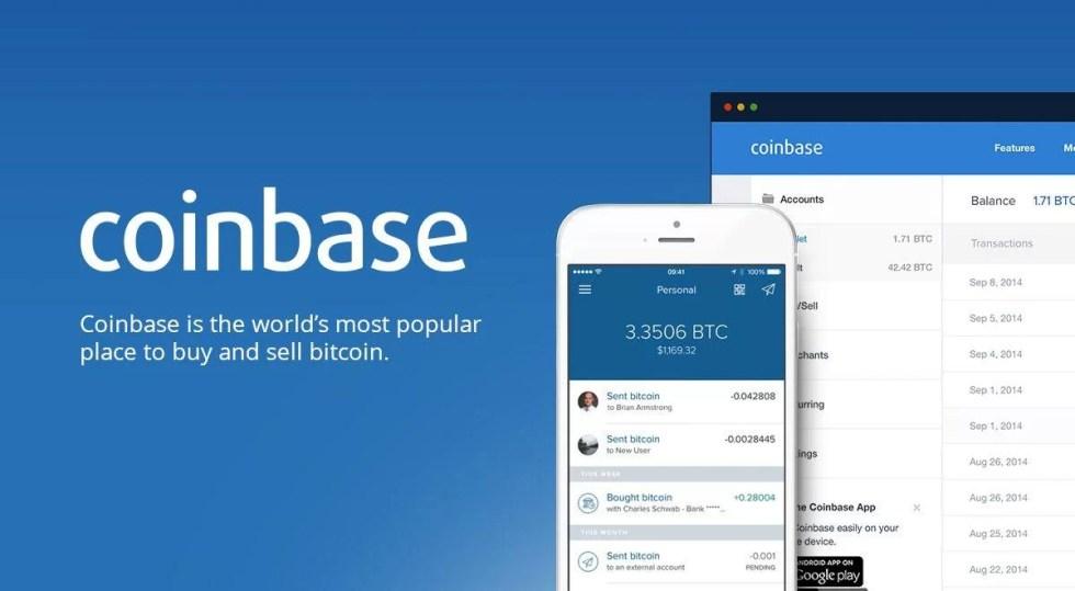 Coinbase - Échange de devises et crypto-devises