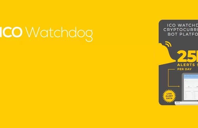 Le jeton DOG de l'ICO Watchdog