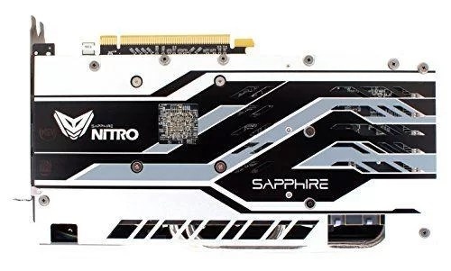 Sapphire Nitro+ Carte graphique AMD Radeon RX 580 8 Go PCI Express