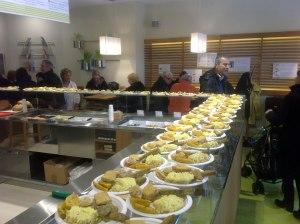 Inaugurazione La cucina di Giuditta di Piazza Sarzano