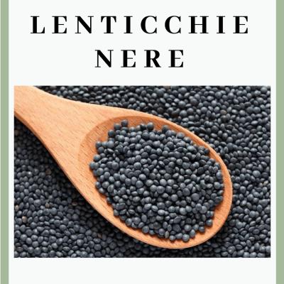 Lenticchie nere