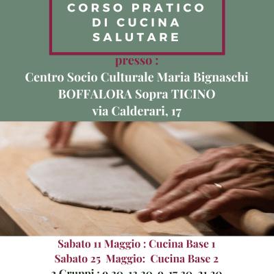 Corsi in Cucina:lezioni pratiche