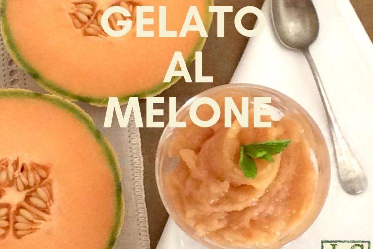 Gelato Home Made al Melone