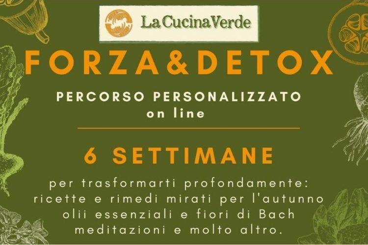 Forza&Detox percorso personalizzato