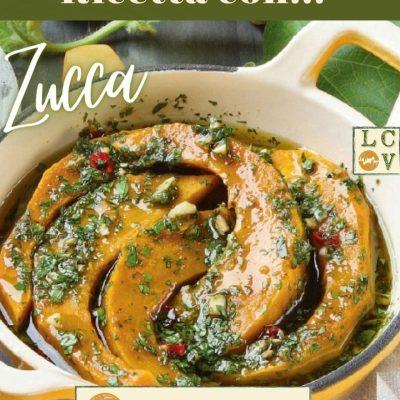 Ricetta Zucca marinata