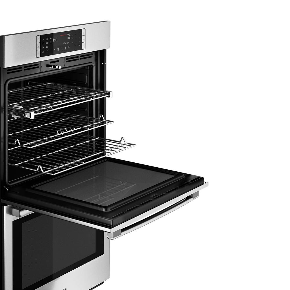 two bosch ovens