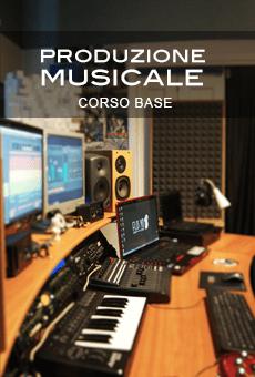 Corso base produzione musicale