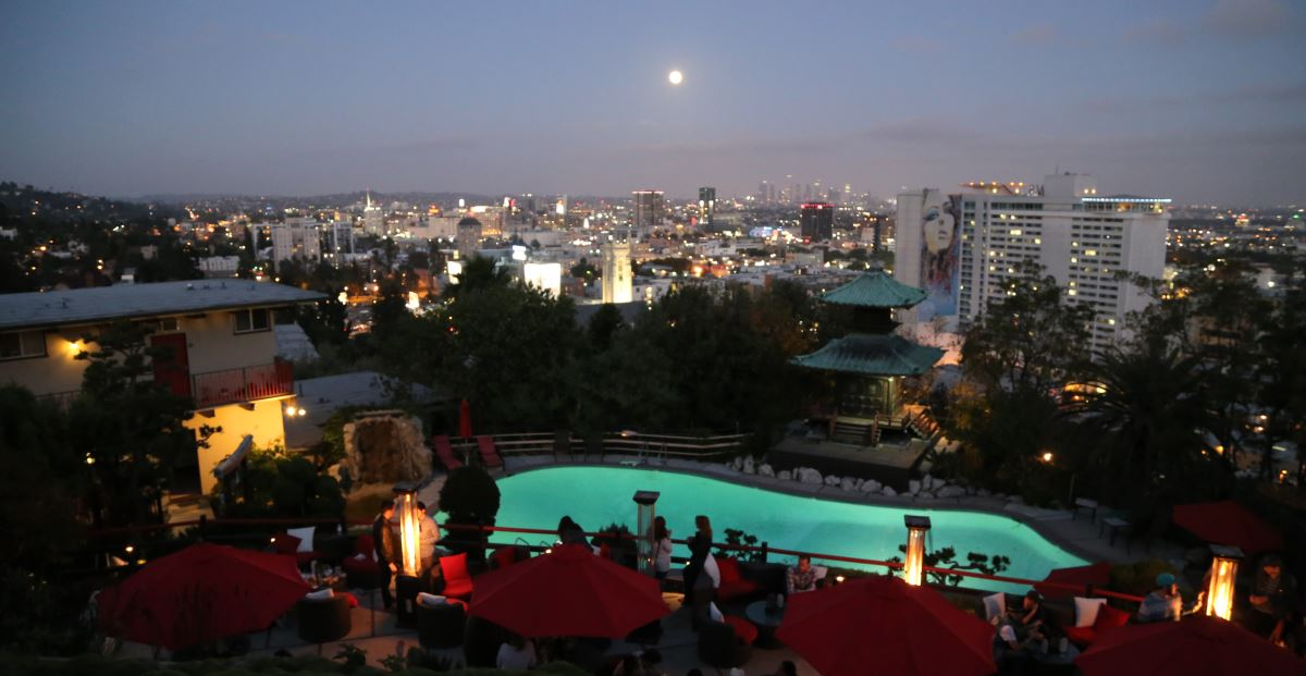 Romantic dating places in los angeles