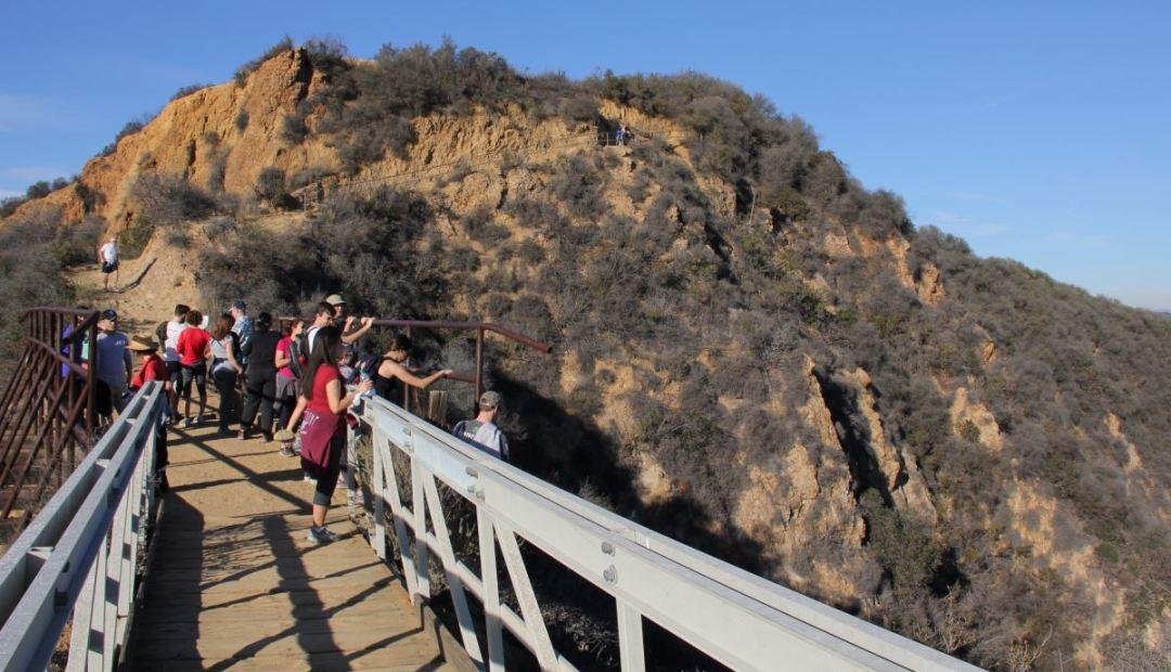 Backbone Trail Bridge