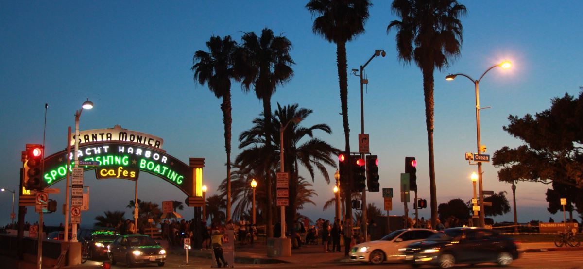 Santa monica date ideas