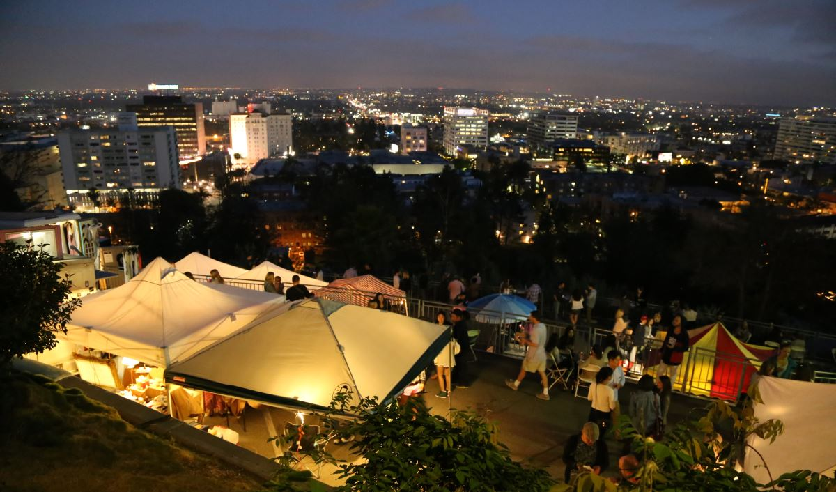A Great Summer Date Idea: Yamashiro Night Market