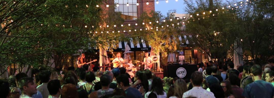 KCRW Summer Concert at One Colorado