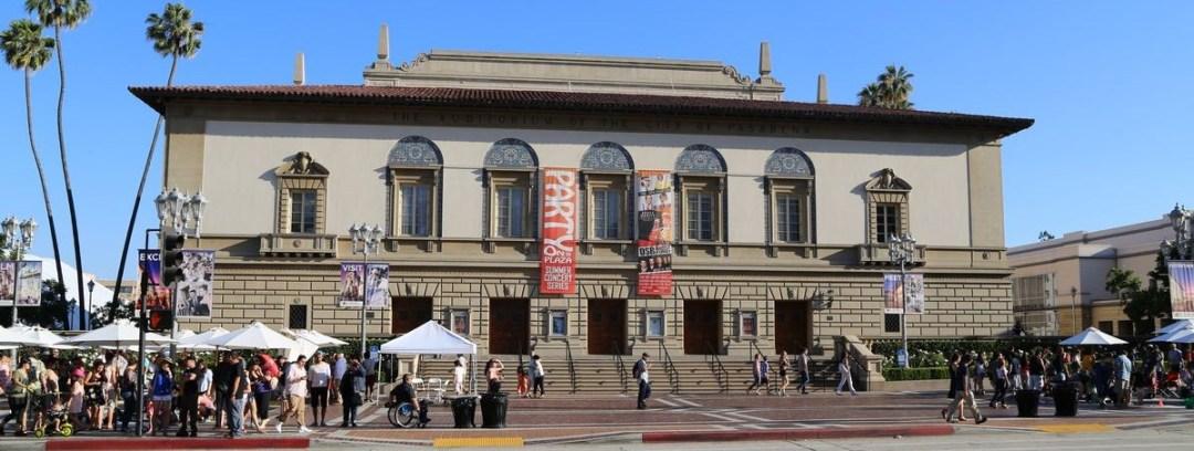 Pasadena Civic Auditorium