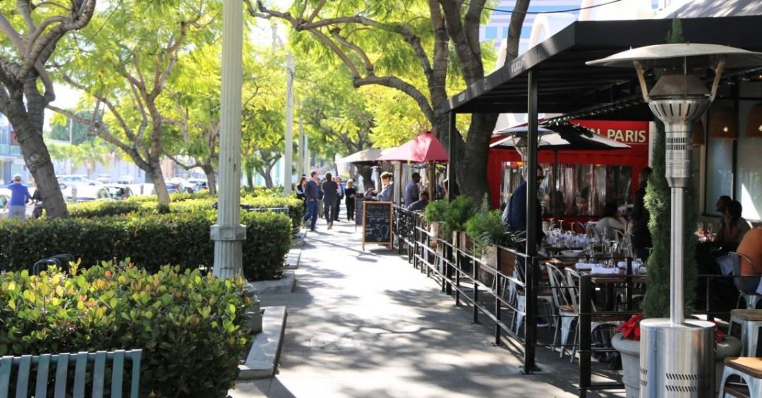 Restaurants on Culver Blvd