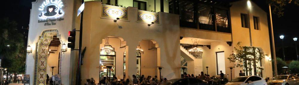 Urrth Caffe Pasadena