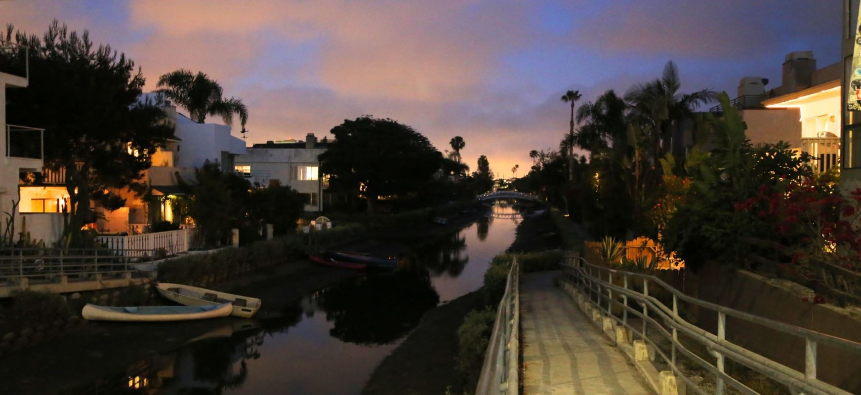 The Most Romantic Date Spots in Venice, CA