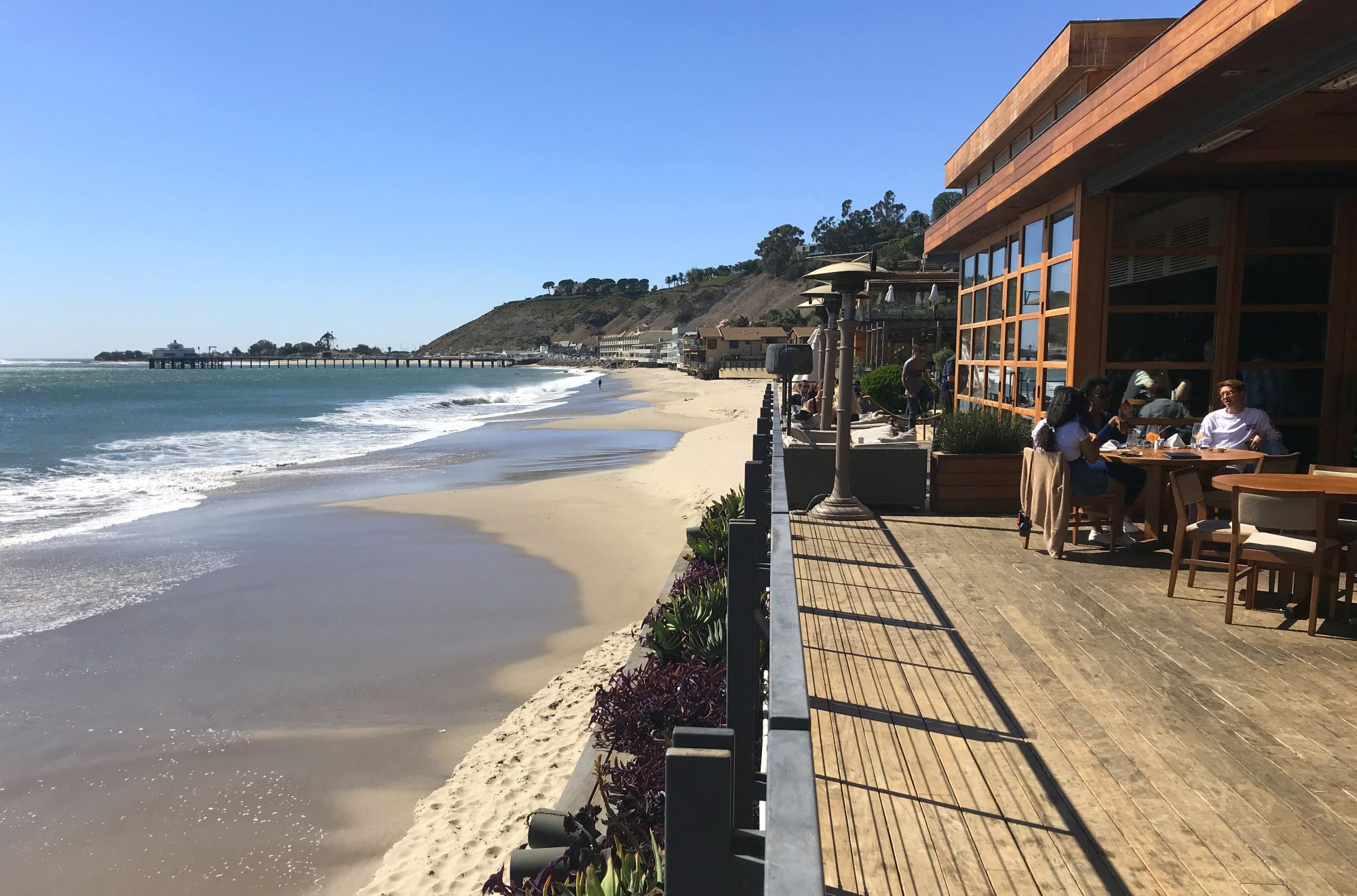 flirting games at the beach hotel los angeles beach