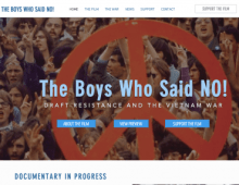 The Boys Who Said No
