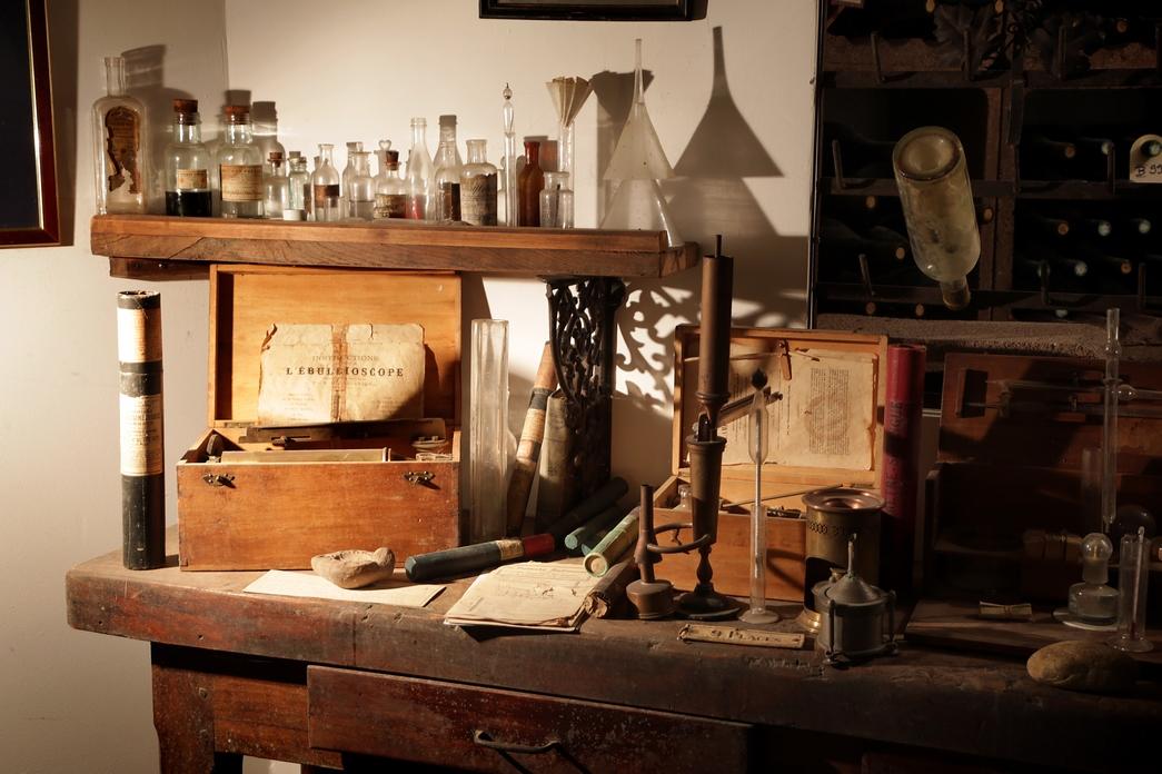 Musee du vin domaine la destinee13