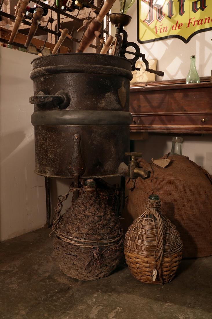 Musee du vin domaine la destinee6