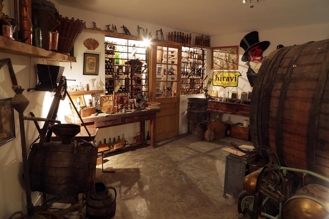 Musee du vin domaine la destinee8