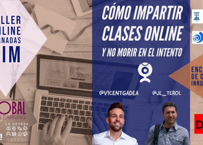 Impartir clases online y no morir en el intento