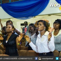 Worship Aloud - Every Tongue Confess (2013), Lagos, Nigeria