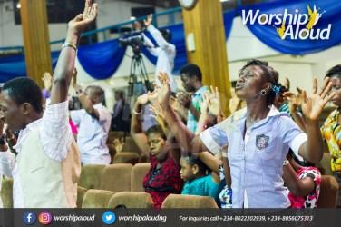 Worship Aloud - Every Tongue Confess (2013), Lagos, Nigeria