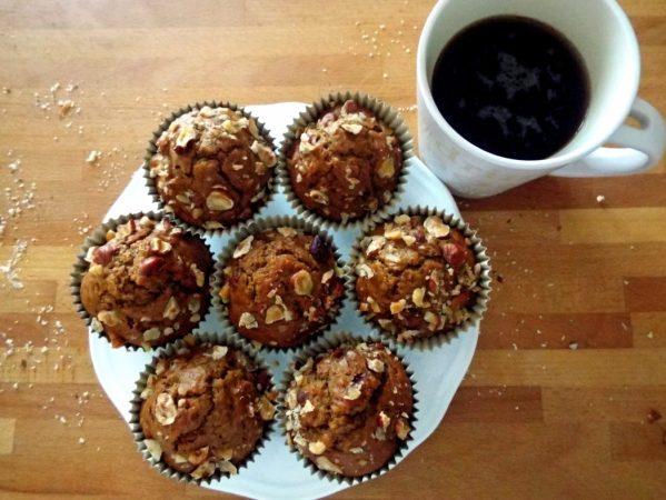 muffins caffè e nocciole ricetta picnic