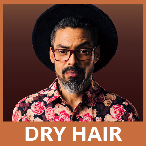 Dry and Damaged Hair for all hair types skin thick thin curly nappy