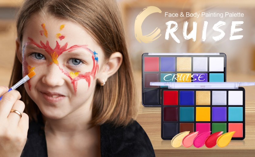 STUB047 CRUISE Face Paint Oil