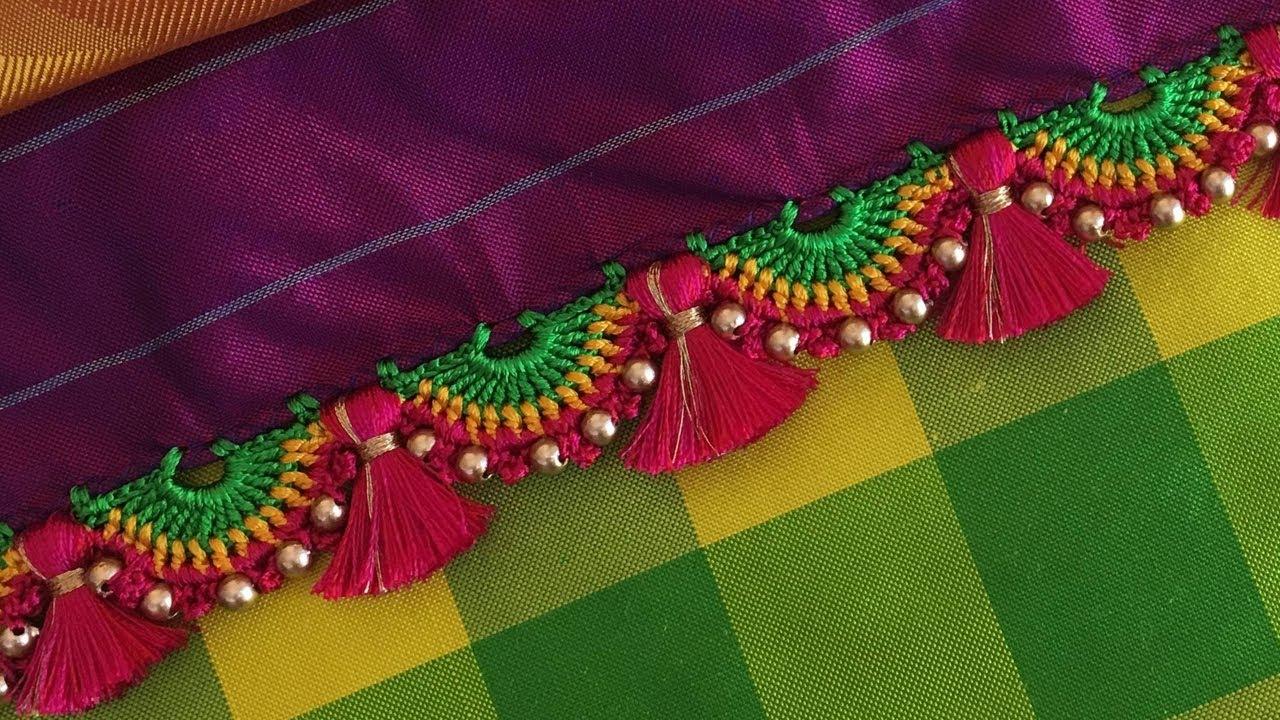 Latest Simple Pattu Amp Silk Saree Kuchulu Fashion Beauty