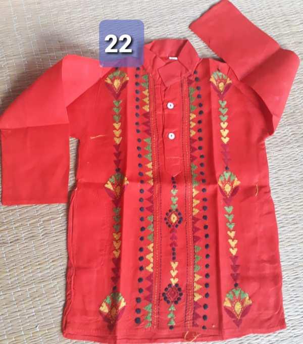 Cotton Punjabi for Kids