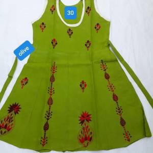 Cotton Dresses for Kids