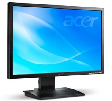 New Stylish Acer Computer Monitor with SensorTouch