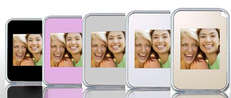 Framemory DPF150-05 - A New Elegant Digital Photo Keychain 1