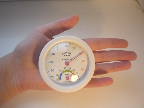 Thermo-Hygrometer From BudgetGadgets - Review and Giveaway! (3)
