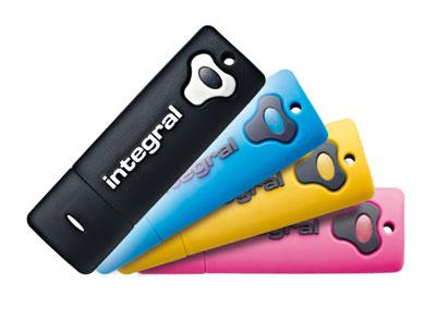 24 Integral Splash 8GB USB 2.0 Flash Drive - Review