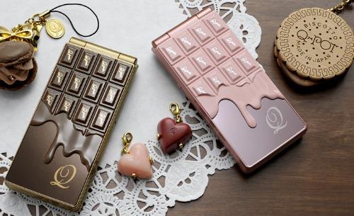 Docomo STYLE series Featuring Magic Illumination, Perfume Holder and Chocolate-Like Design (13)
