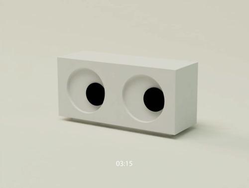 The Eye Clock by Mike Mak (2)