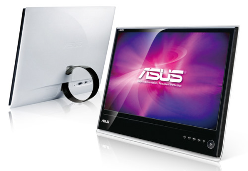 ASUS Ultra Slim Monitor With Ring Stand