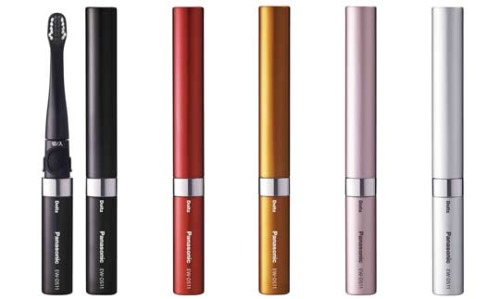 The Portable Sonic Toothbrush From Panasonic