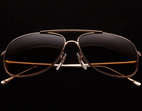 First Platinum Glasses to Arrive at the Geneva Motor Show